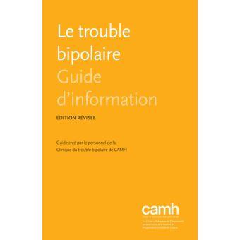Trouble bipolaire type 1 traitement