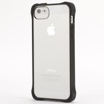 Coque Griffin Survivor Clear pour iPhone  et s Noire Transparente a w