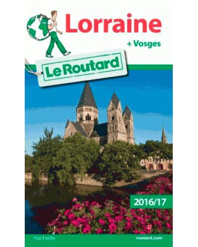 Image accompagnant le produit Guide du Routard Lorraine