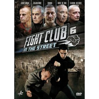 fight club in the street vol 6 dvd dvd zone 2 achat prix fnac. Black Bedroom Furniture Sets. Home Design Ideas