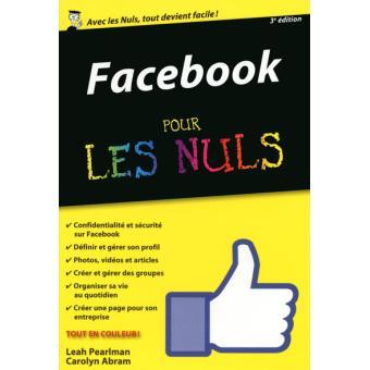 Pour Les Nuls Nouvelle Dition Facebook Carolyn