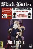 Black Butler - Intégrale Saison 1 - Pack (DVD)