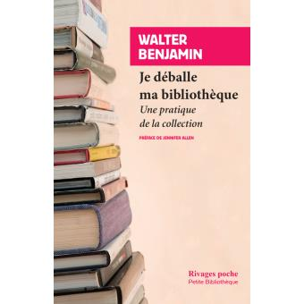 Je d balle ma biblioth que une pratique de la collection for Jardines walter benjamin