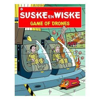 Suske en Wiske - Game of drones