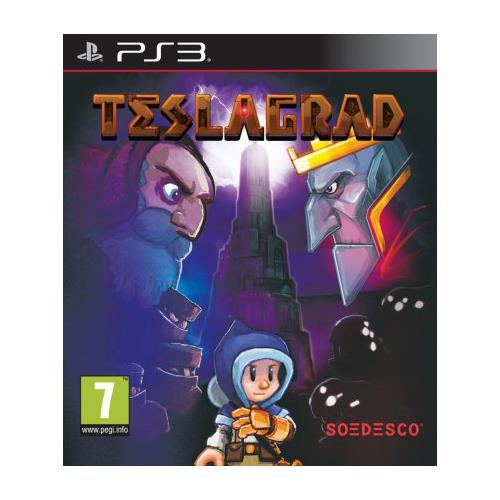 Teslagrad PS 3 - PlayStation 3