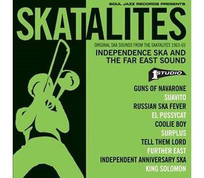 Original Ska Sounds From The Skatalites 1963-65