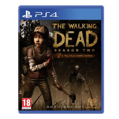 The Walking Dead Saison 2 PS4 - PlayStation 4