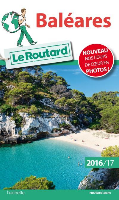 Image accompagnant le produit Guide du Routard Baléares