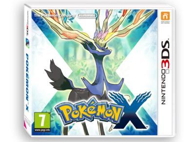 Pokemon X 3DS - Nintendo 3DS