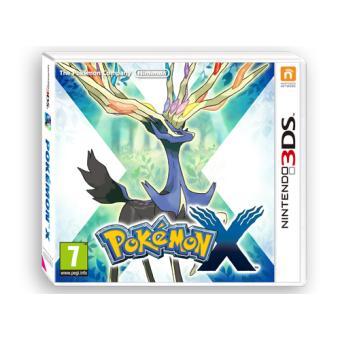 Pokemon x 3ds sur nintendo 3ds jeux vid o achat prix - Jeux info pokemon ...