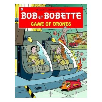 Bob et Bobette - 337: Game of drones