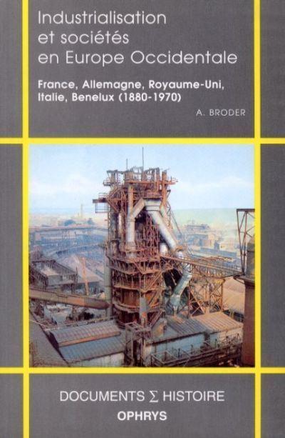 Industrialisation et sociétés en Europe occidentale