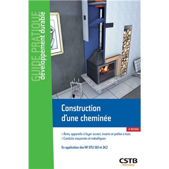Construction d 39 une chemin e broch collectif achat for Prix d une cheminee
