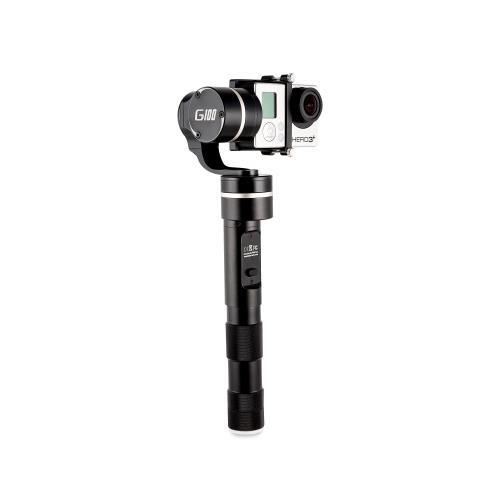 Stabilisateur électronique Steady Cam Feiyu G100 pour caméras GoPro et PNJ