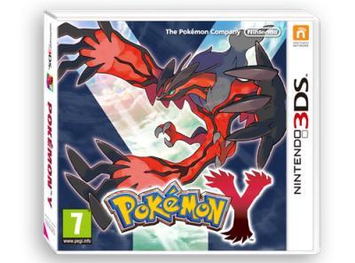 Pokemon Y 3DS - Nintendo 3DS