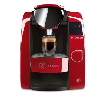 machine caf multi boissons bosch tassimo joy t45 rouge acheter sur. Black Bedroom Furniture Sets. Home Design Ideas