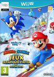 Mario & Sonic Aux Jeux Olympiques d'Hiver de Sotchi 2014 Wii U - Nintendo Wii U