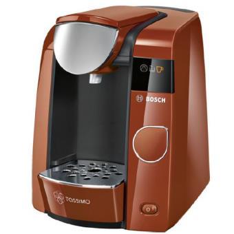 machine caf multi boissons bosch tassimo joy t45 marron. Black Bedroom Furniture Sets. Home Design Ideas
