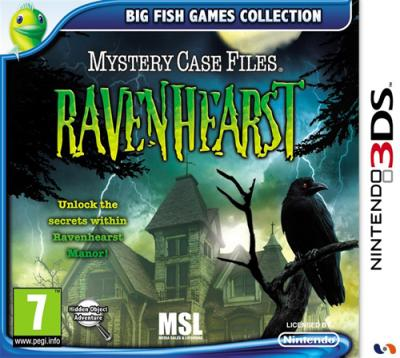 Mystery Case Files Dire Grove 3DS - Nintendo 3DS