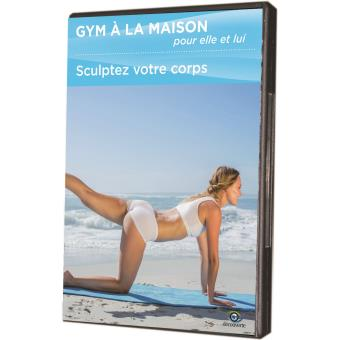 gym la maison sculptez votre corps dvd dvd zone 2 achat prix fnac. Black Bedroom Furniture Sets. Home Design Ideas