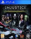 Injustice Edition Jeu de l'ann�e PS4 - PlayStation 4