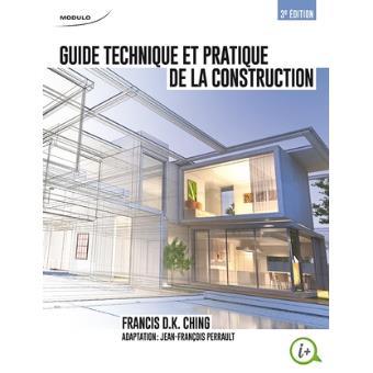 guide technique et pratique de la construction broch francis d k ching achat livre. Black Bedroom Furniture Sets. Home Design Ideas