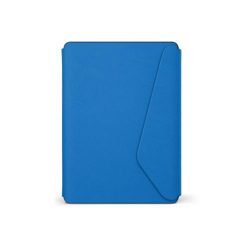 Etui Sleepcover pour liseuse numérique Kobo Aura 2ème édition Bleu