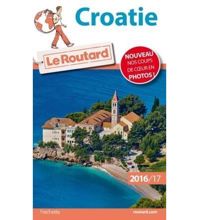 Image accompagnant le produit Guide du Routard Croatie