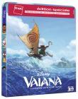 Vaiana, la légende du bout du monde Edition spéciale Fnac Steelbook Blu-ray 3D +2D