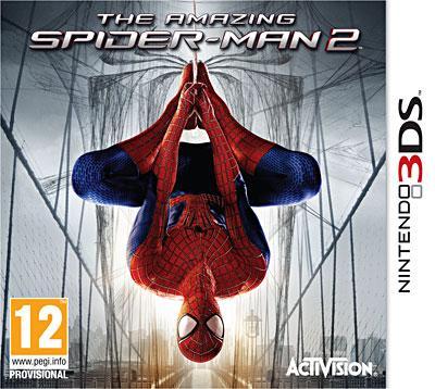 The Amazing Spiderman 2 3DS - Nintendo 3DS