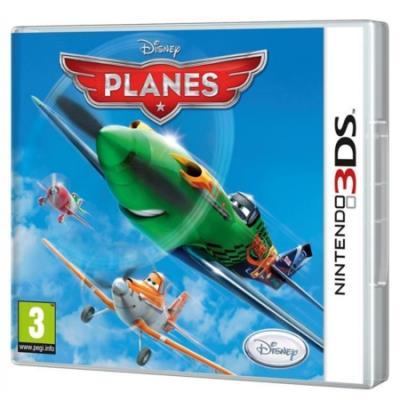 Planes 3DS - Nintendo 3DS