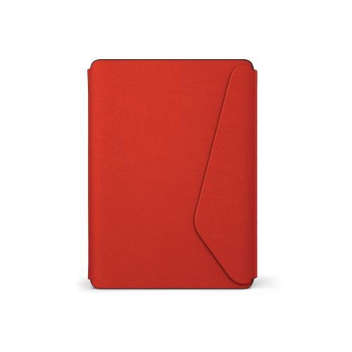 Etui Sleepcover pour liseuse numérique Kobo Aura 2ème édition Rouge