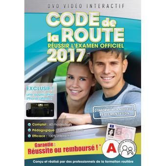code de la route 2017 dvd dvd zone 2 achat prix fnac. Black Bedroom Furniture Sets. Home Design Ideas