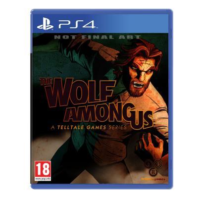The Wolf Among Us Saison 1 PS4 - PlayStation 4