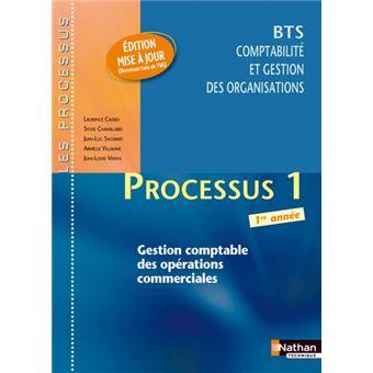 Processus 1 bts 1 cgo eleve