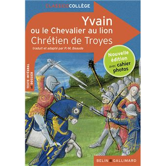 yvain ou le chevalier au lion broch chr tien de troyes achat livre achat prix fnac. Black Bedroom Furniture Sets. Home Design Ideas