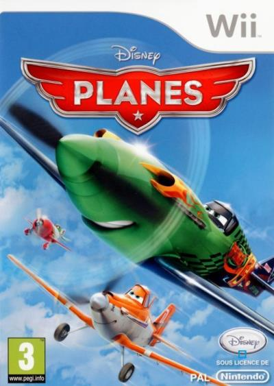 Planes Wii - Nintendo Wii