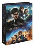 Harry Potter l'intégrale + Les Animaux Fantastiques - Pack