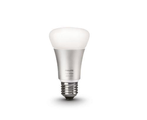 Ampoule Philips Hue White and Color E27 A60 9 W pour 60€
