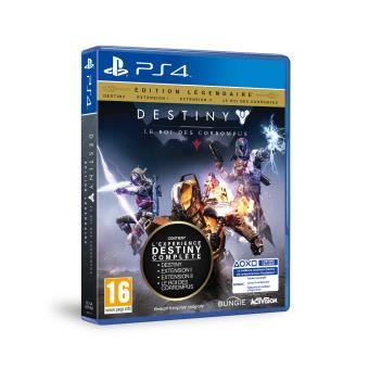 Destiny Edition Légendaire Le Roi des Corrompus PS4