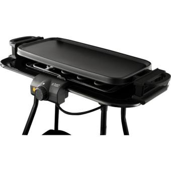 barbecue plancha 3 en 1 russell hobbs achat prix fnac. Black Bedroom Furniture Sets. Home Design Ideas