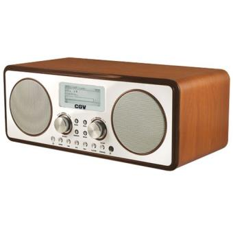 radio sans fil cgv dr30i internet fm dab radio meilleur prix. Black Bedroom Furniture Sets. Home Design Ideas