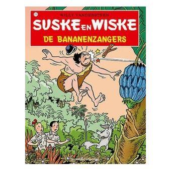 SUSKE EN WISKE,315:DE BANANENZANGERS