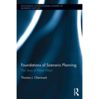 Scenario Planning: Human Resource Development's Strategic Learning Tool