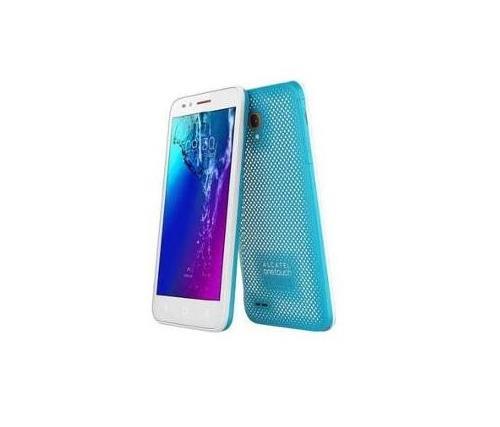 Smartphone Alcatel Go Play 8 Go Blanc Bleu