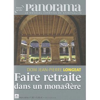 Faire retraite dans un monastère
