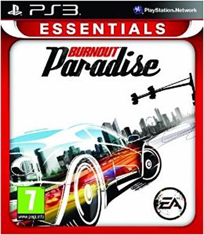 Burnout Paradise - Gamme Essentiels - PlayStation 3