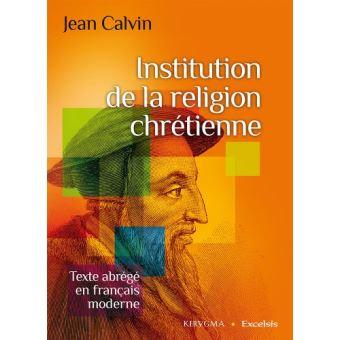 Institution de la religion chrétienne