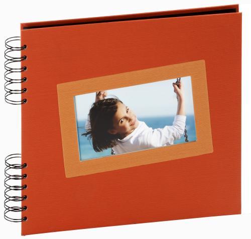 Album photo Panodia Tais Orange 40 pages 22 x 22 cm