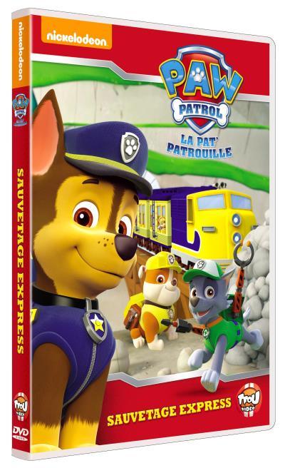 Paw Patrol La Pat?Patrouille Volume 2 Sauvetage Express DVD